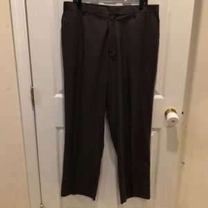 NWOT Men's 36W 32L Brown Dress Pants
